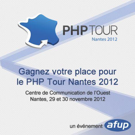 PHP Tour Nantes 2012