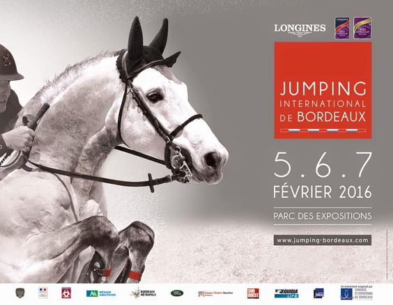 www.horsealot.com, the equestrian social network for riders & horse lovers | Showjumping : Jumping International de Bordeaux.