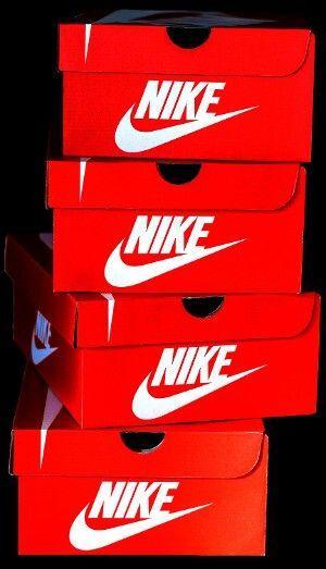 Nike Box Shoes