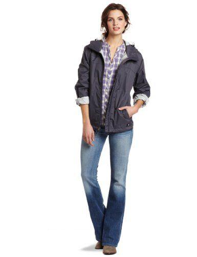 Carhartt Women`s Downburst Waterproof Breathable Jacket $89.99