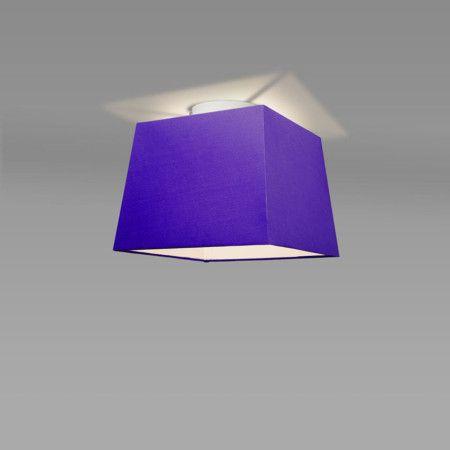 deckenleuchte ton quadratisch 30 violett kinderzimmer deckenleuchten violett wohnen. Black Bedroom Furniture Sets. Home Design Ideas
