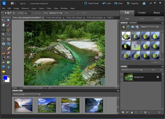 Photoshop Elements 11 Portable