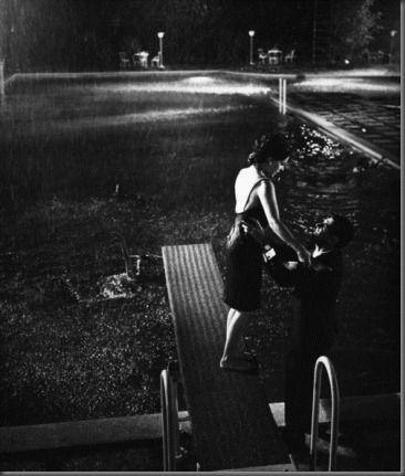 Jeanne Moreau, La Notte, Marcello Mastroianni, Michelangelo Antonioni