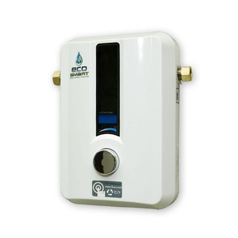 Hot water on demand heating for small homes Ecosmart $269.00 (link on website) | Tiny Homes