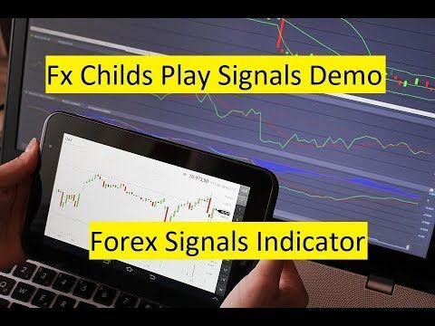 Fx Childs Play Signals Demo Forex Signals Indicator Fxchilds