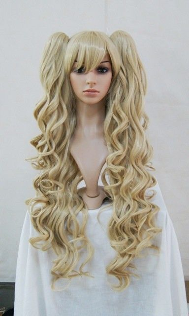 long blonde wigs - Google Search