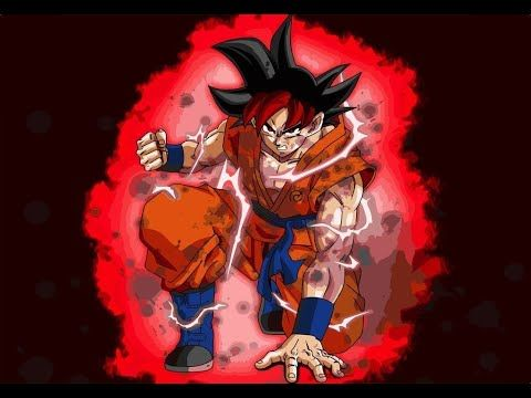 Goku Anger Best Amv Take Me Away Must Watch Dragon Ball