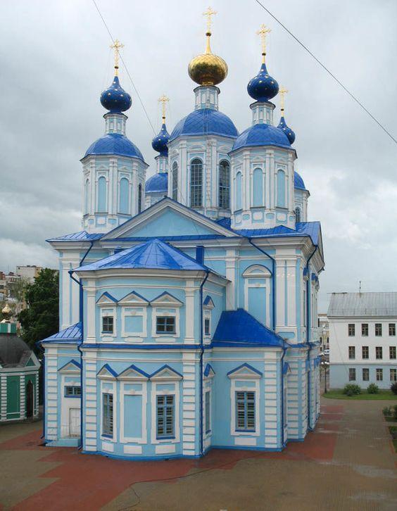 Казансккий мужской монастырь