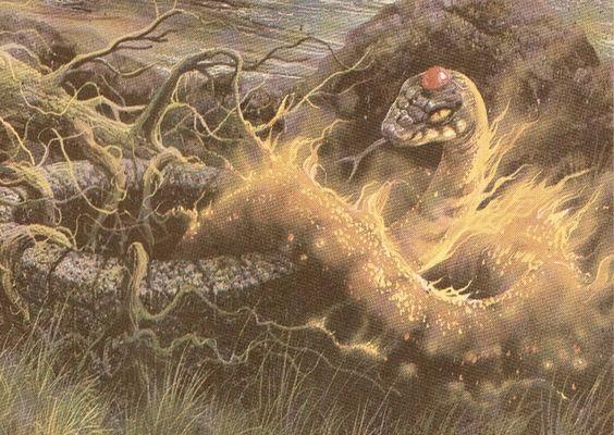 Mythical Creature – LA VOUIVRE
