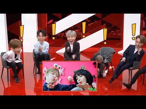 Kpop Idols Weird And Funny Interactions Youtube Kpop Idol Kpop Funny