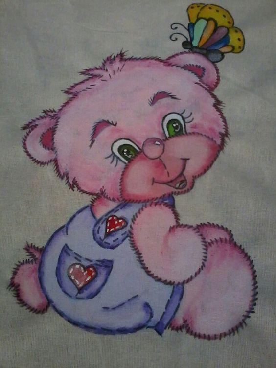 Ursinha rosa