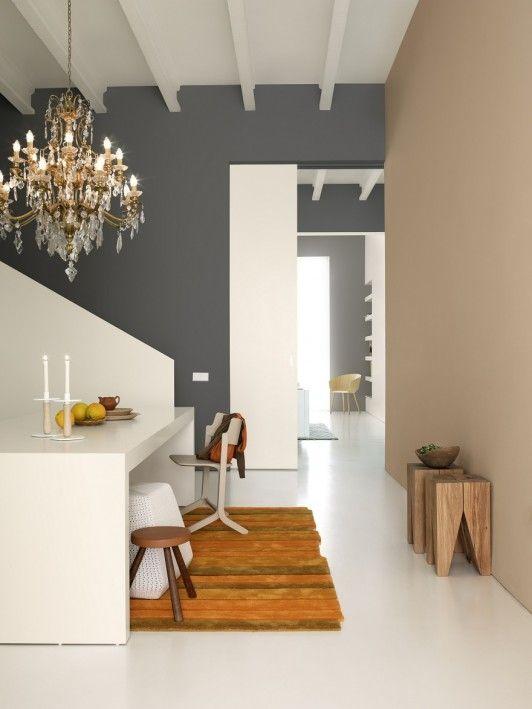 Colori Nuovi Per Pareti Interne.Home Restyling Nuovi Colori Per Le Pareti Mf Architetti Pareti Casa Beige Colori Pareti Beige Pareti Casa Colorate