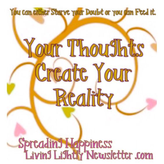Think Happy Thoughts!  ☀️ Join our Newsletter! http://jmcveyc.ht/Lighten-Up