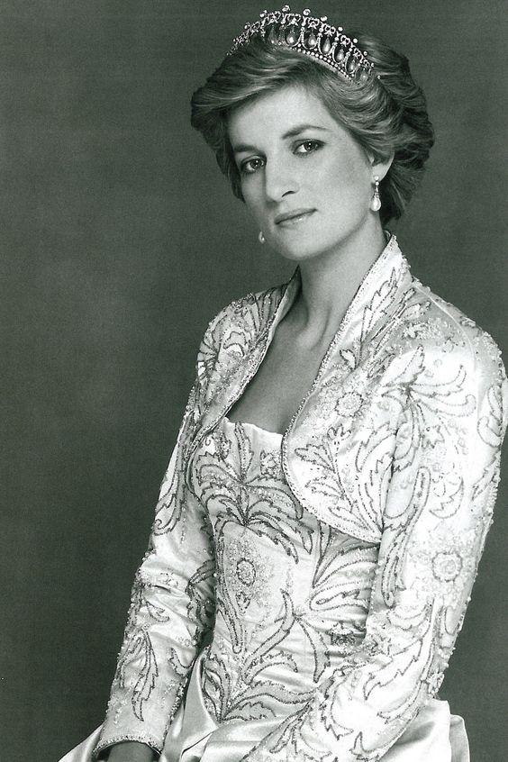 Vogue Archive Catherine Walker My favorite Diana, Princess of Wales, Designer