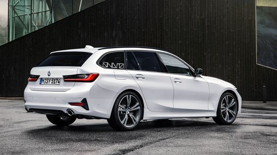 The 2020 Bmw 3 Series Touring To Debut At The 2019 Geneva Motor Show In March Top Speed Bmw Touring Bmw 3 Series Bmw 320d Touring