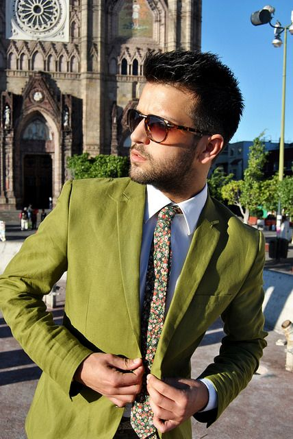 Green jacket | Men&39s Fashion that I love fashion is everything