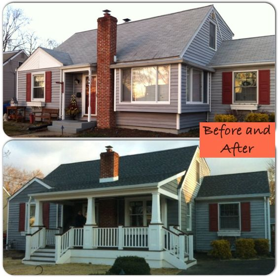 I wonder if something like this would work on our house? My before and after home improvement. Let http://Contractors4you.com Find your contractor fast Use our free service-Also free leads for contractors