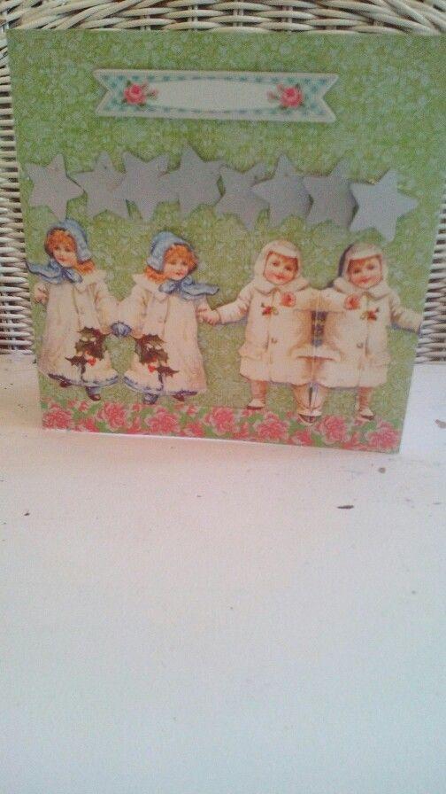 #Grußkarte zu Weihnachten