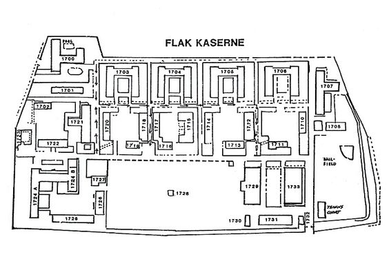 Flak Kaserne Ludwigsburg Germany Pinterest