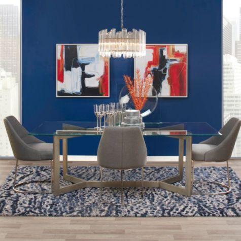 Brooklyn Dining Table 52841 Living Room Inspiration
