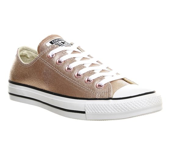 Converse Allstar Low Lthr Rose Gold Exclusive - Unisex Sports
