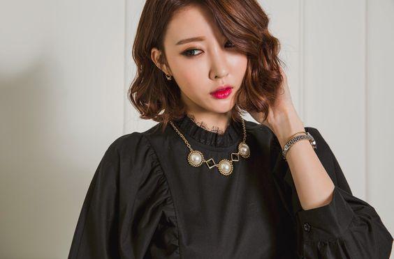 korean-dreams-girls:  Ji Na - February 27, 20152nd Set