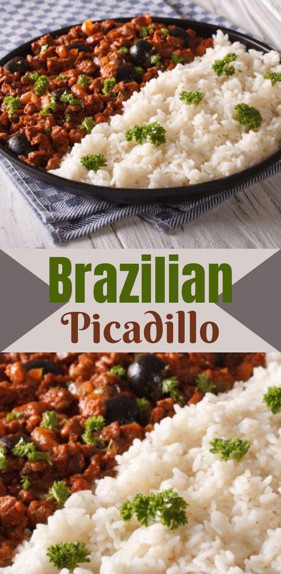 Brazilian Picadillo