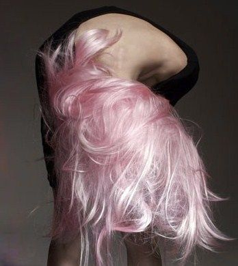 Sueño todos los días con tener este pelo.