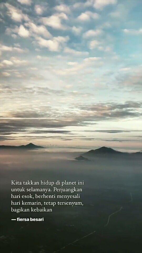 Pin Oleh Djeng Enno Di Quotes Dengan Gambar Hidup Motivasi