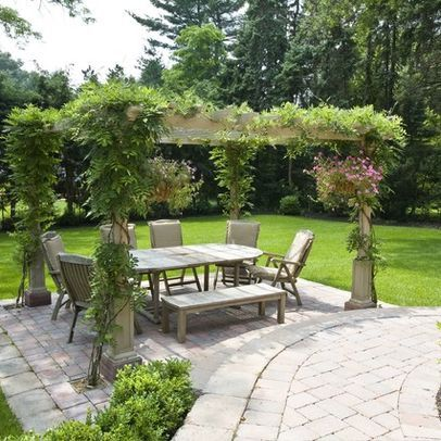Arbor Design Ideas, Pictures, Remodel, and Decor - page 13