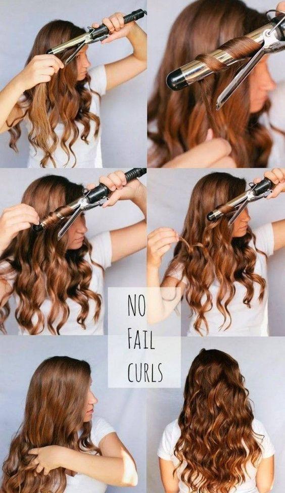 Best 25 Curl Hair Styles Ideas On Pinterest