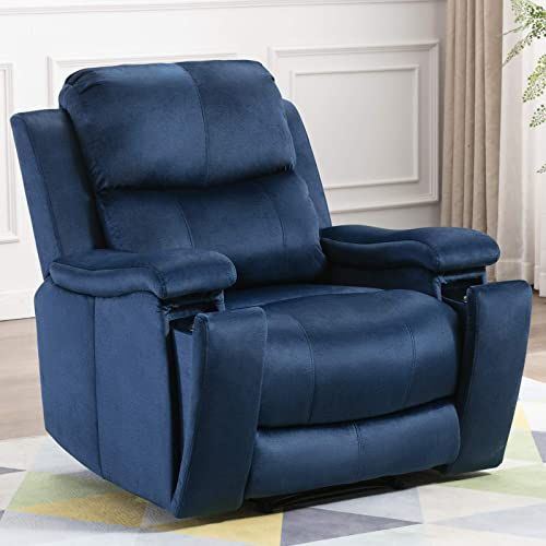 Enjoy Exclusive For Anj Recliner Chair Pullable Cup Holder
