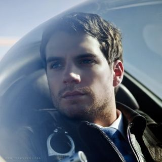 Henry Cavill in Dunhill 51.3N Ads