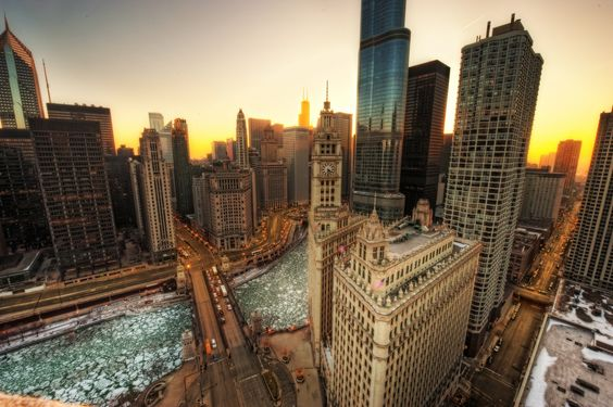 Chicago by Justin Kern