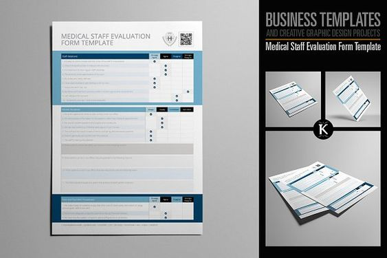 evaluation #staff #Evaluation #Form by Keboto on @creativemarket - staff evaluation form