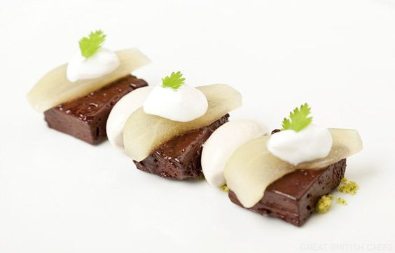 Chocolate and Pear Recipe