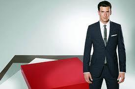 Men Suit Up
