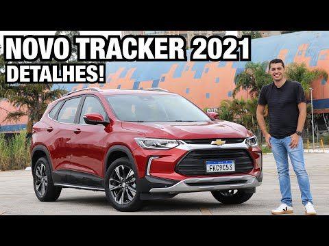 Novo Chevrolet Tracker 2021 Com Kit Sport Em Detalhes Falando De Carro Youtube Em 2020 Carros Porta Malas Nova