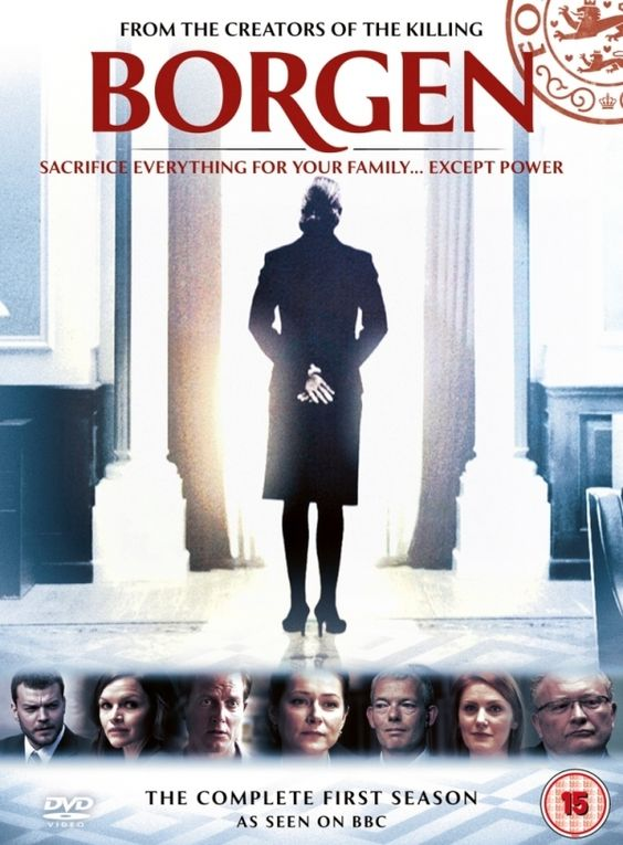 Borgen (2010) / Leire Albinarrate + @_infolibre | #televiserio: