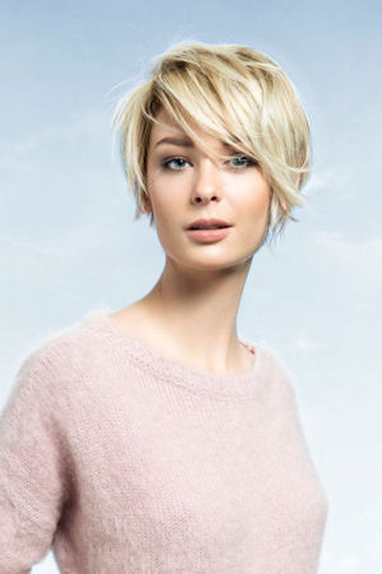 Coiffures coup and cheveux mignons on pinterest - Coupe boule degradee ...