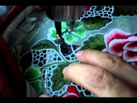 how to learn cut work embroidery