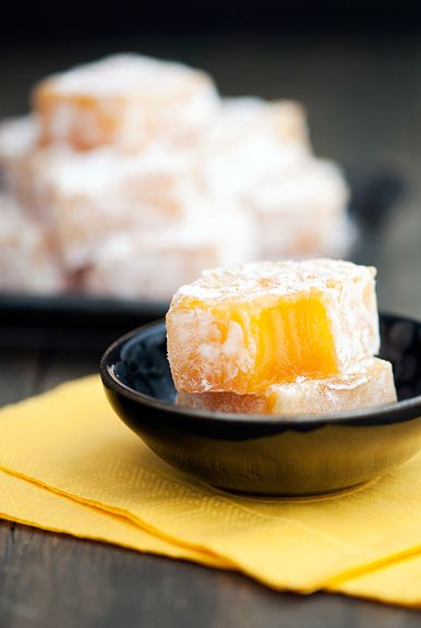 Passion Fruit Mochi Recipe - I tasted my first Passion Fruit when I ...