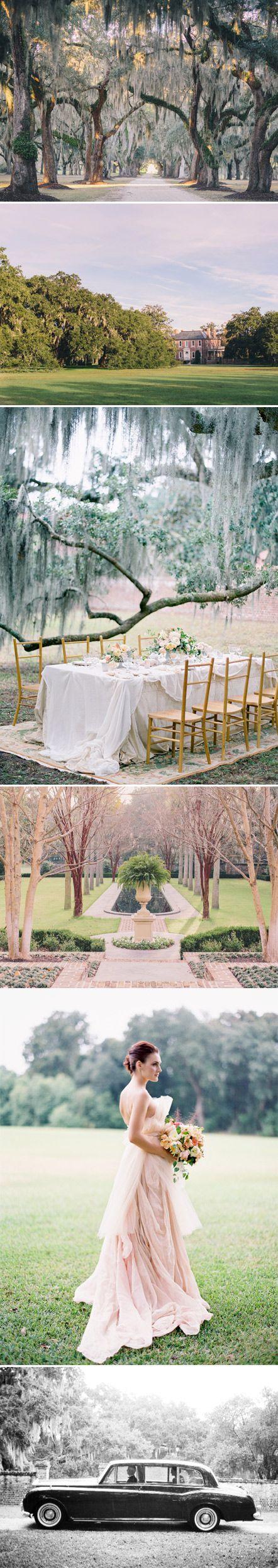 Fenwick Hall  Charleston Full-Service Wedding & Event Planner | Easton Events Charleston