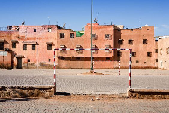 Morocco - Pink by Drew Echberg, via Behance