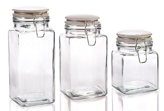 S/3 Cresta Quadra Jars on OneKingsLane.com
