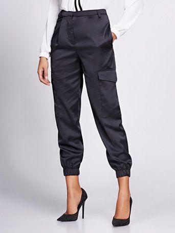 79 95 Cargo Pant New York Company Jogger Pants Outfit Dressy Jogger Pants Outfit Cargo Pants Women