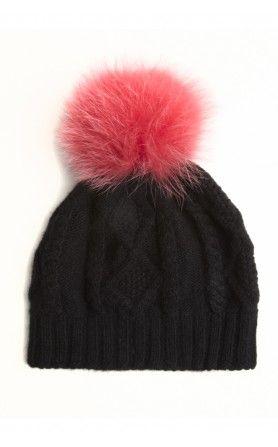 IDA Off Piste Hat - Noir