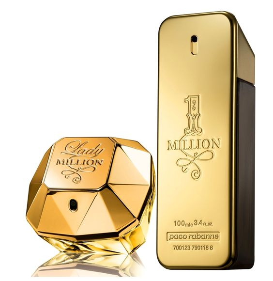 Image result for 1 Million by Paco Rabanne