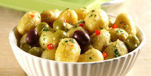 Batatinha aperitivo | Receitas Gshow