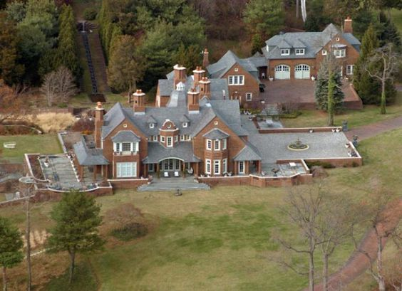 BillyJoelHouse Architecture Pinterest Expensive Houses And - Ardmore hall luxury residence built by michael knight